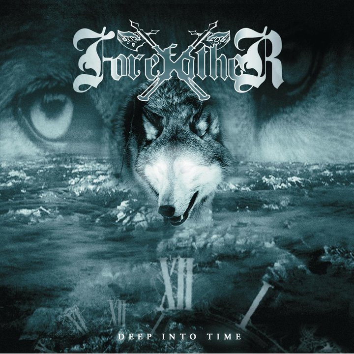 Forefather - Deep Into Time CD