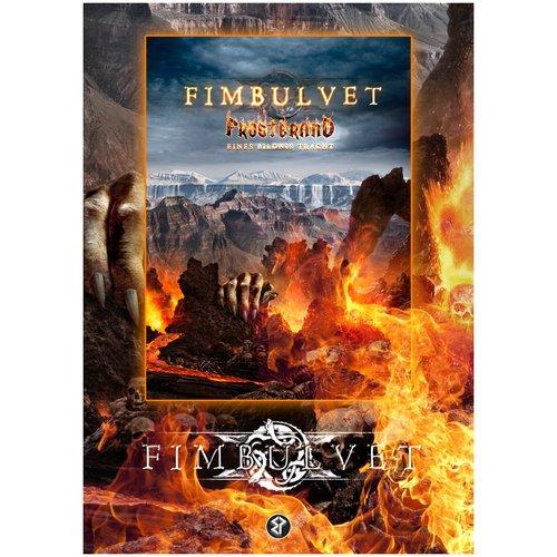 Fimbulvet - Frostbrand-Eines Bildnis Tracht A5-Digi-CD