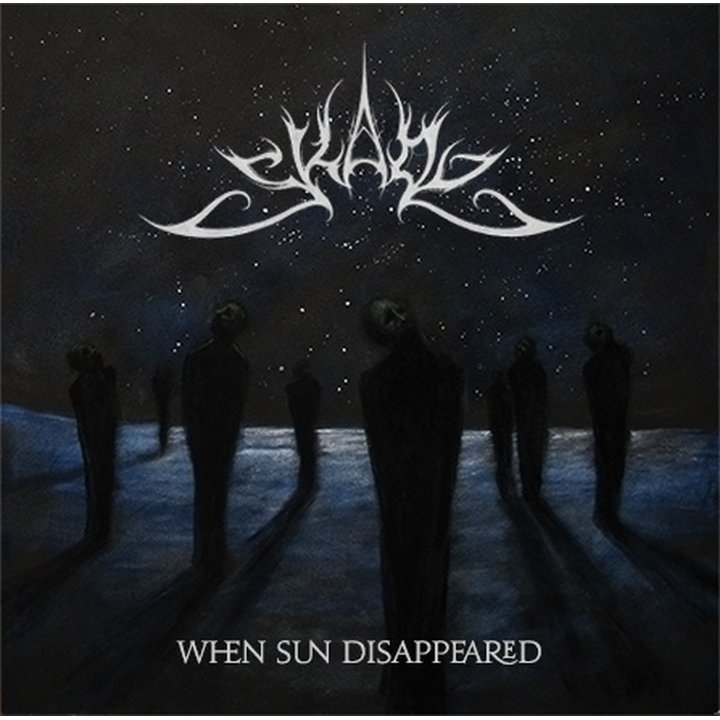 Skady - When Sun Disappeared CD