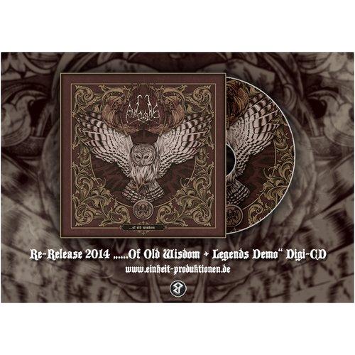 Andras - ...of old Wisdom / Legends Digi-CD
