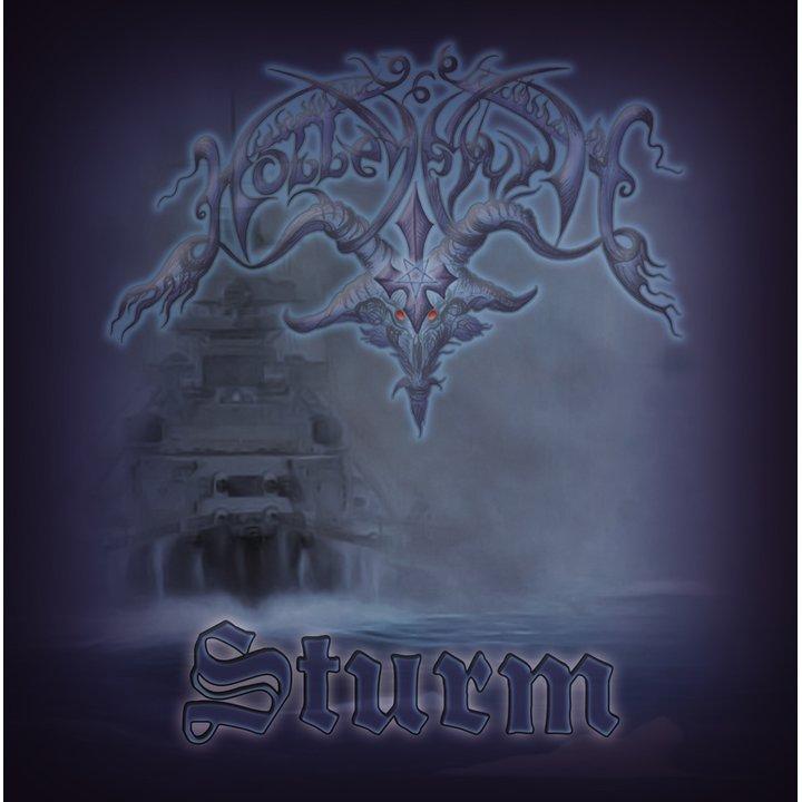 Höllensturm - Sturm  CD