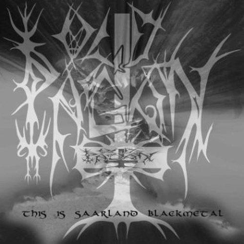 Old Pagan - This is Saarland Black Metal  MCD