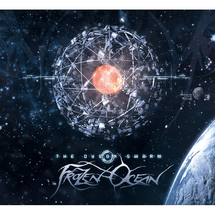 Frozen Ocean  - The Dyson Swarm  Digi-CD
