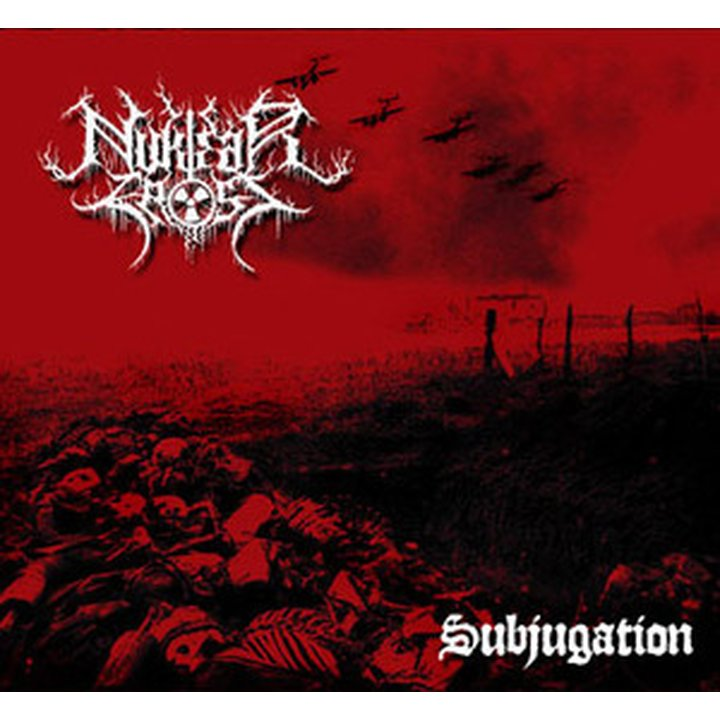 Nuklear Frost - Subjugation Digi-CD