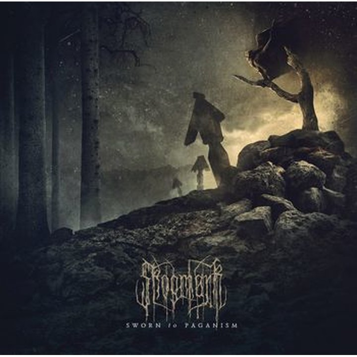 Skogmark - Sworn to Paganism CD