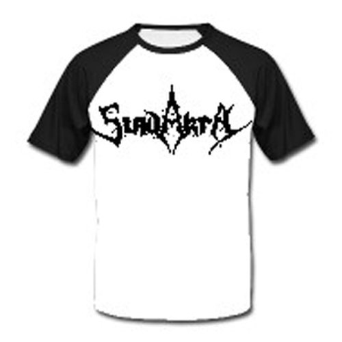 Suidakra - Baseball Logo T-Shirt
