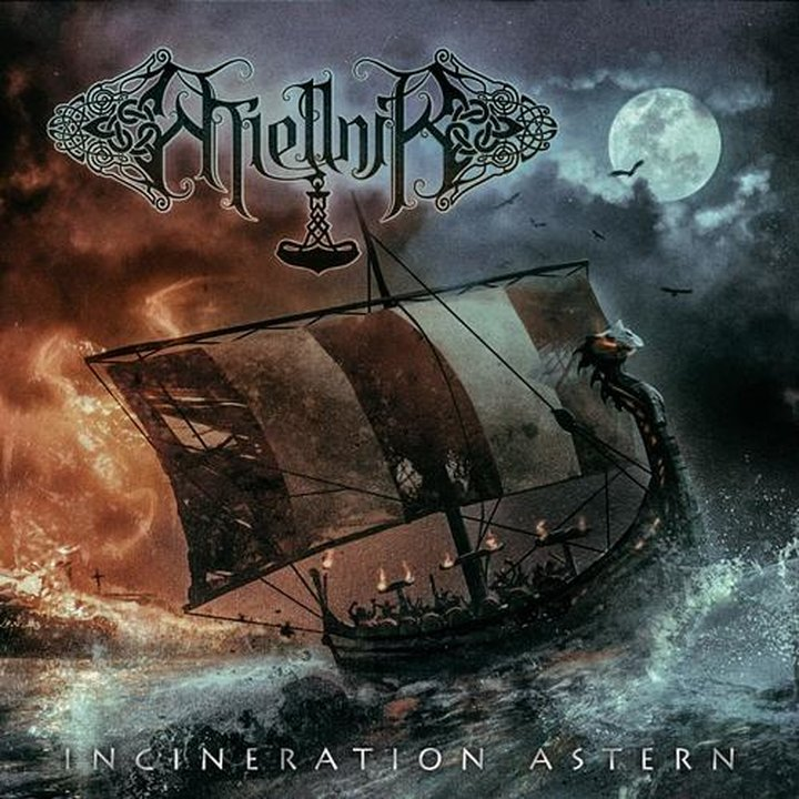 Miellnir - Incineration Astern CD