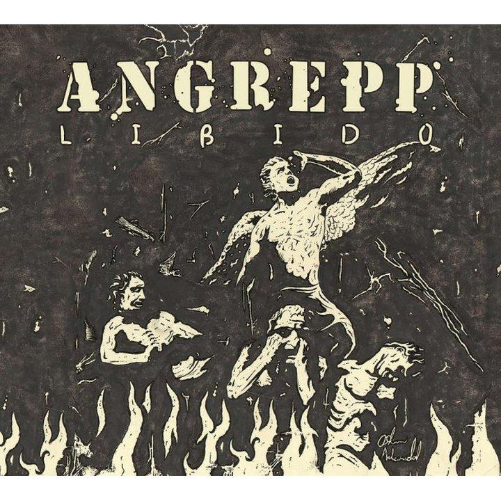 Angrepp - Libido  Digi-CD