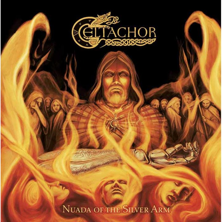 Celtachor - Nuada Of The Silver Arm CD