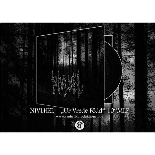 "Nivlhel - Ur Vrede Född  10"" MLP"