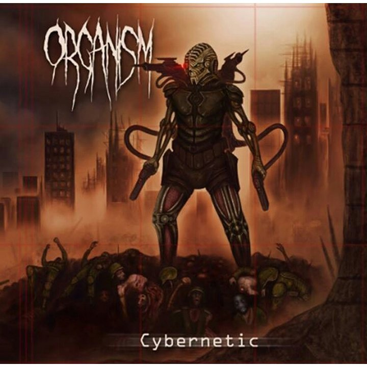 Organism - Cybernetic Digi-CD