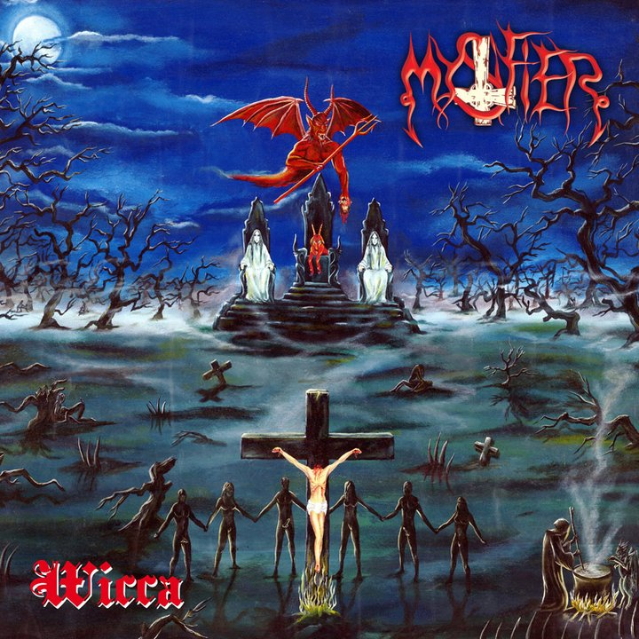 Mystifier - Wicca  Digi-2-CD