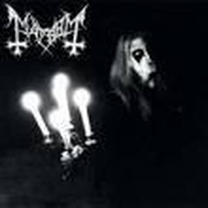 Mayhem - Live in Leipzig CD