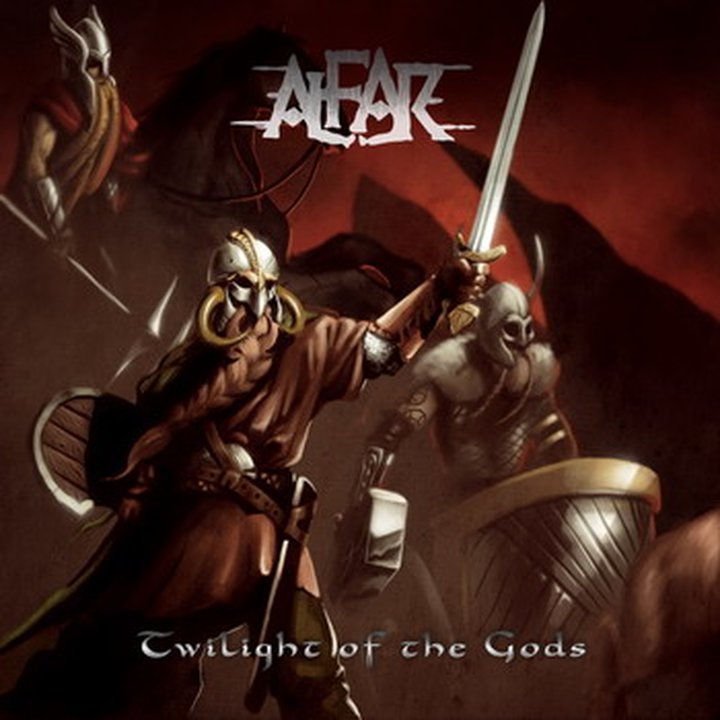 Alfar - Twilight Of The Gods CD