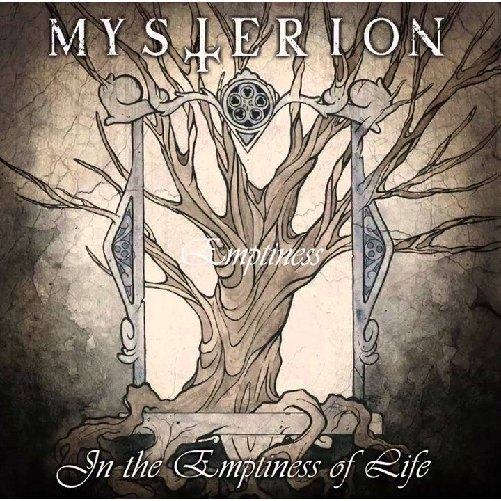 Mysterion - In The Emptiness Of Life CD