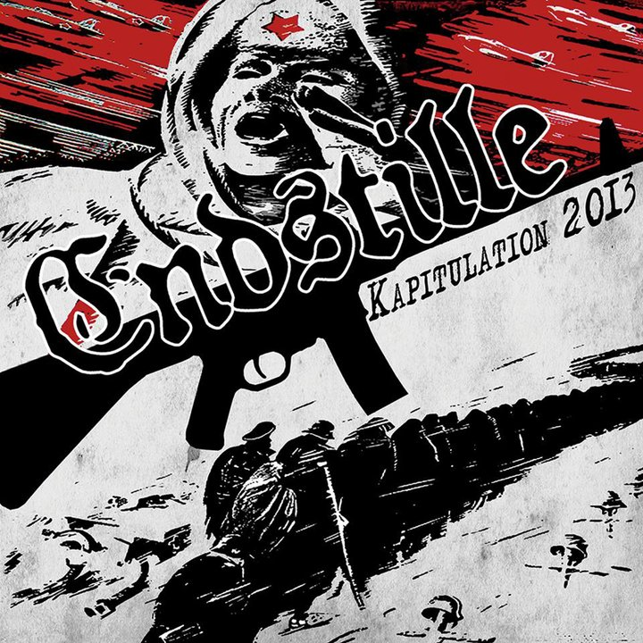 Endstille - Kapitulation Digi-CD