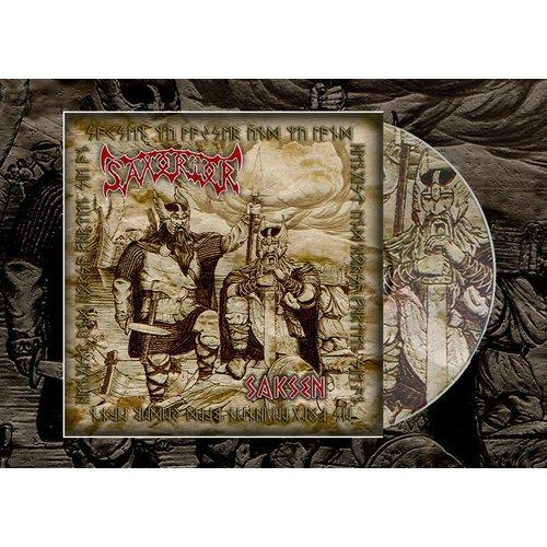Saxorior - Saksen  Digi-CD
