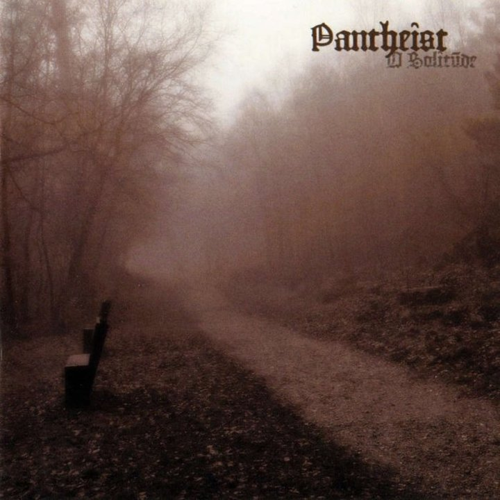 Pantheist -  O Solitude RERELEASE CD