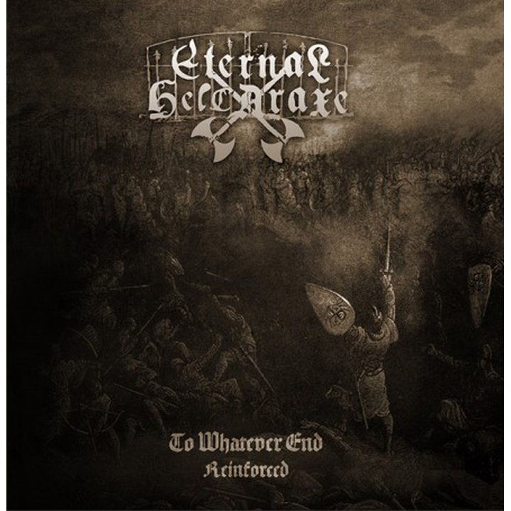 Eternal Helcaraxe - To Whatever End–Reinforced CD