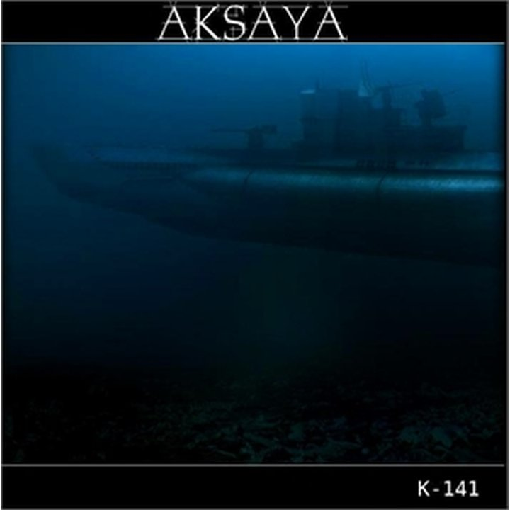 Aksaya  - K-141 CD