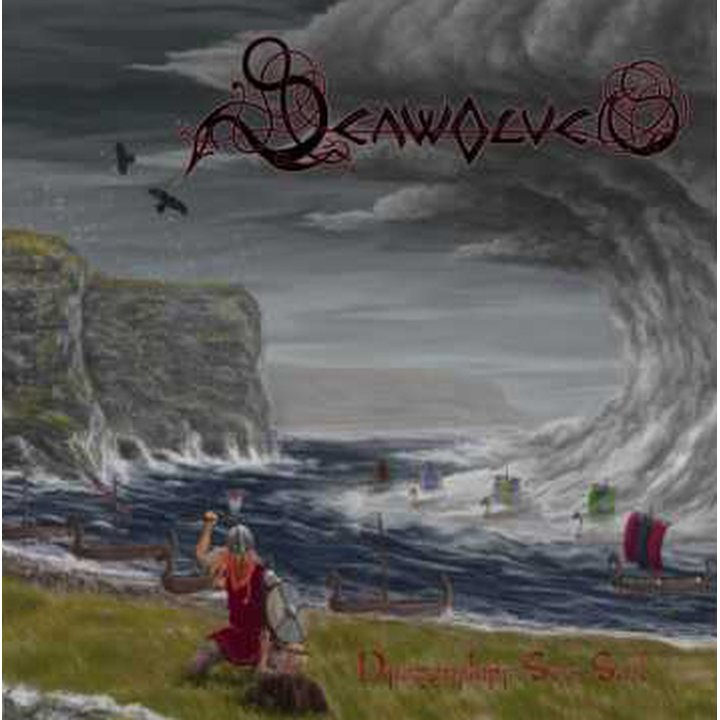 Seawolves - Dragonships Set Sail CD