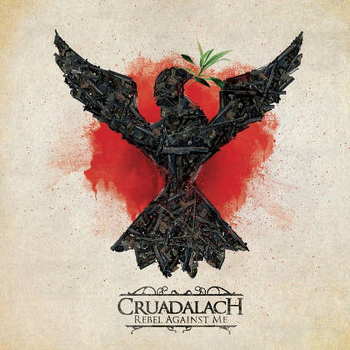 Cruadalach - Rebel Against Me CD