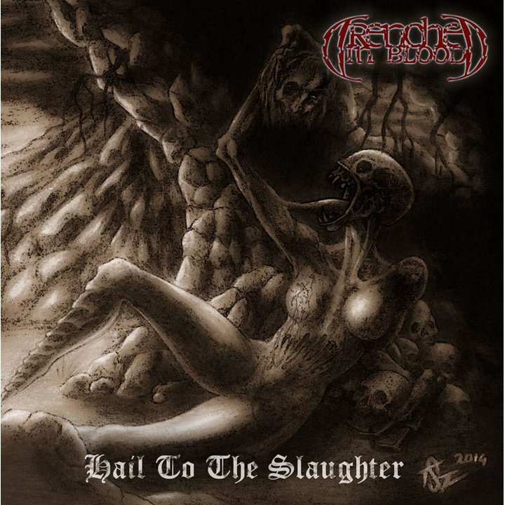 Drenched In Blood - Hail To The Slaughter CD