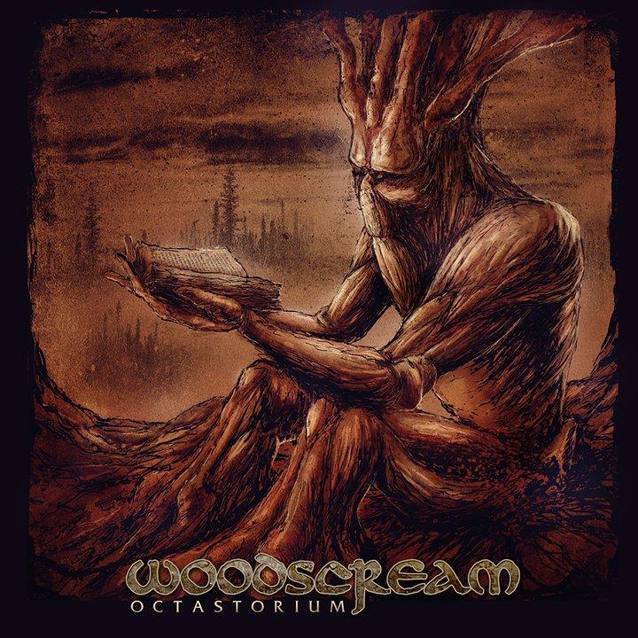 Woodscream - Octastorium CD
