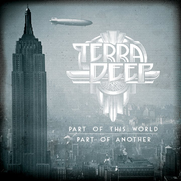 Terra Deep - Part of this World, Part of Another CD