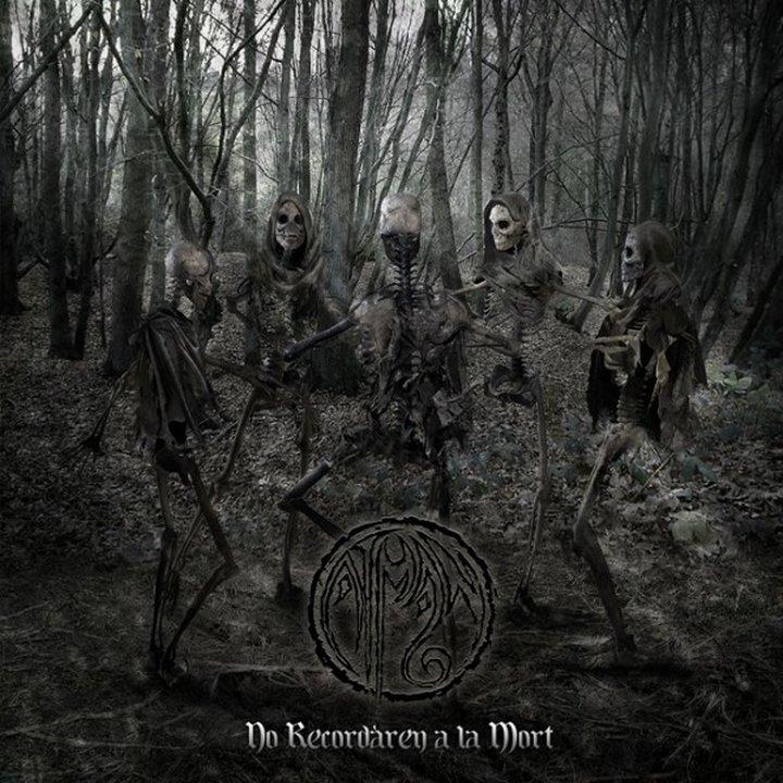 Atman - No Recordaren a la Mort  LP