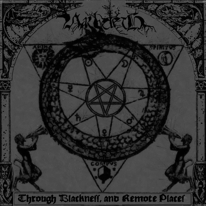 Narbeleth - Through Blackness and Remote Places CD