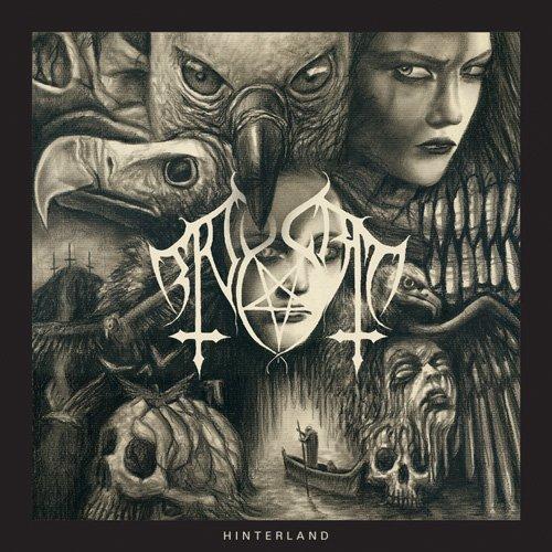 Blodsrit - Hinterland  LP
