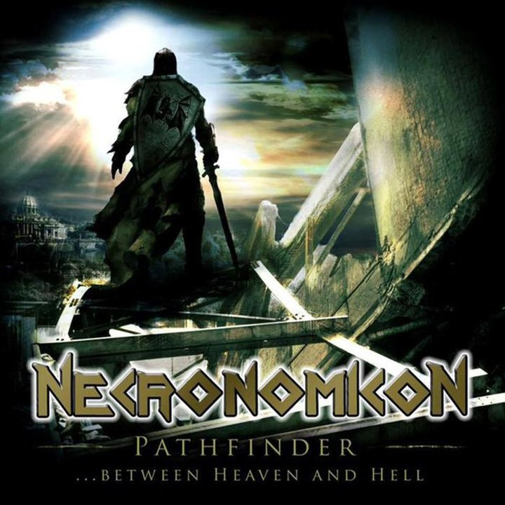 Necronomicon - Pathfinder... Between Heaven And Hell CD