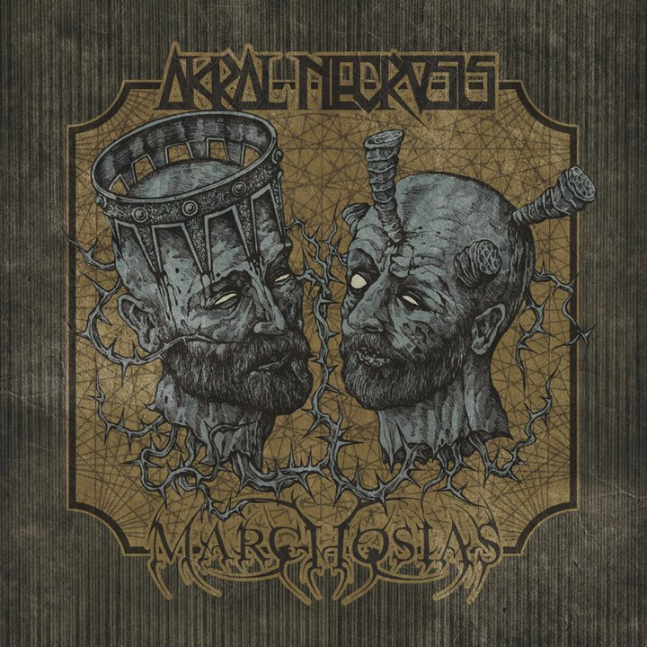 Akral Necrosis / Marchosias - Split CD