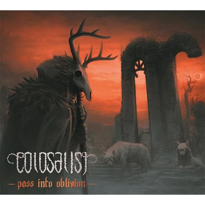 Colosalist - Pass Into Oblivion Digi-MCD