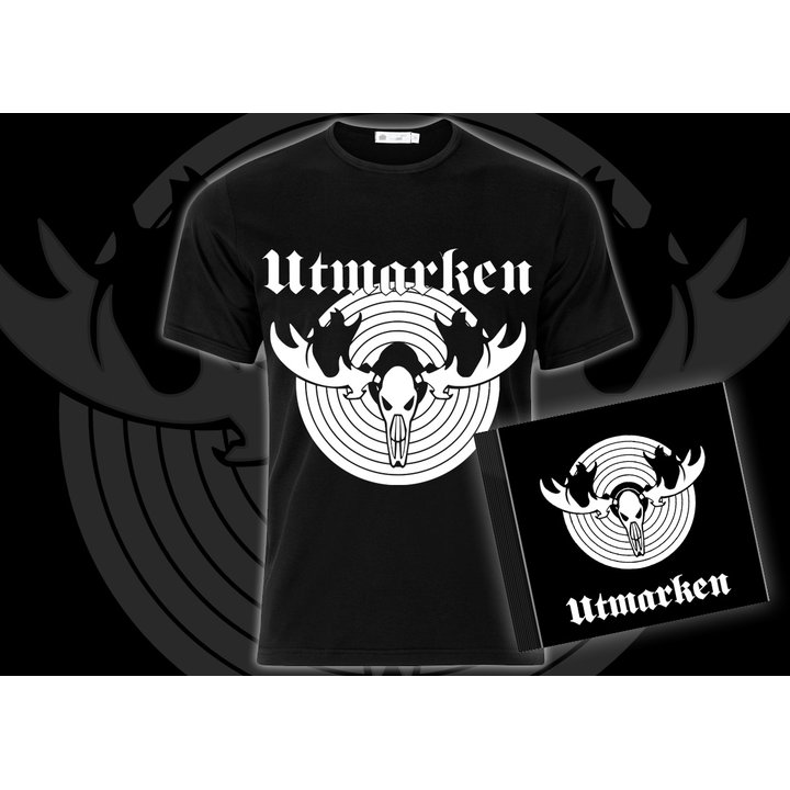 Utmarken - s/t  CD + T-Shirt