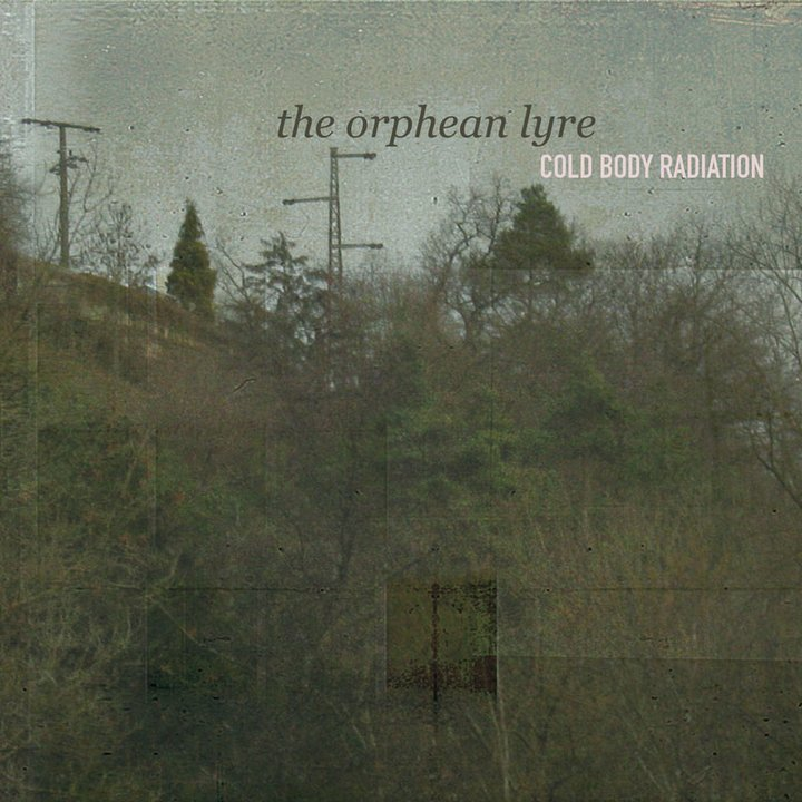 Cold Body Radiation - The Orphean Lyre Digi-CD