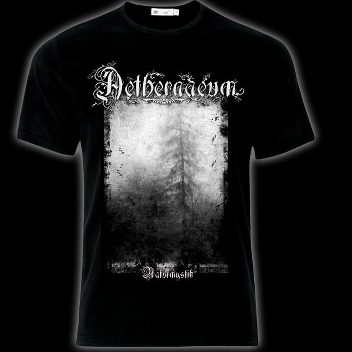 Aethernaeum - Waldkathedrale  T-Shirt