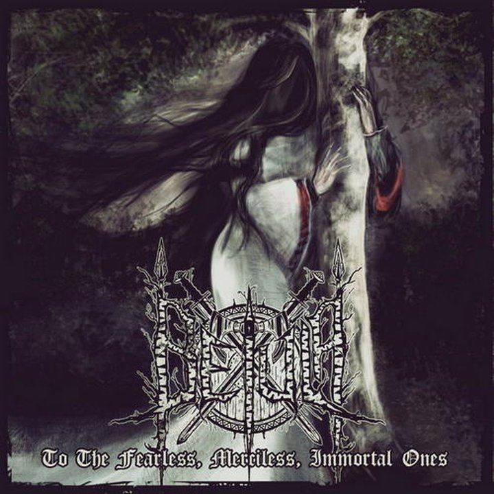 Betula - To The Fearless, Merciless, Immortal Ones CD