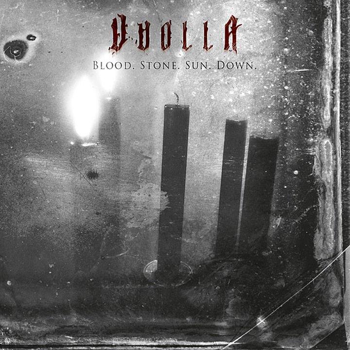 Vuolla - Blood. Stone. Sun. Down. Digi-CD