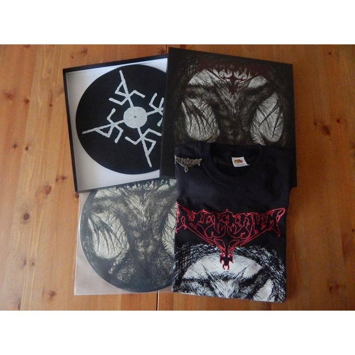 Arckanum - ÞÞÞÞÞÞÞÞÞÞÞ Pic-LP-Box + TS + Metal-Pin + Slipmat