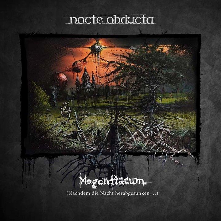 Nocte Obducta - Mogontiacum (Nachdem die Nacht herabgesunken...) CD