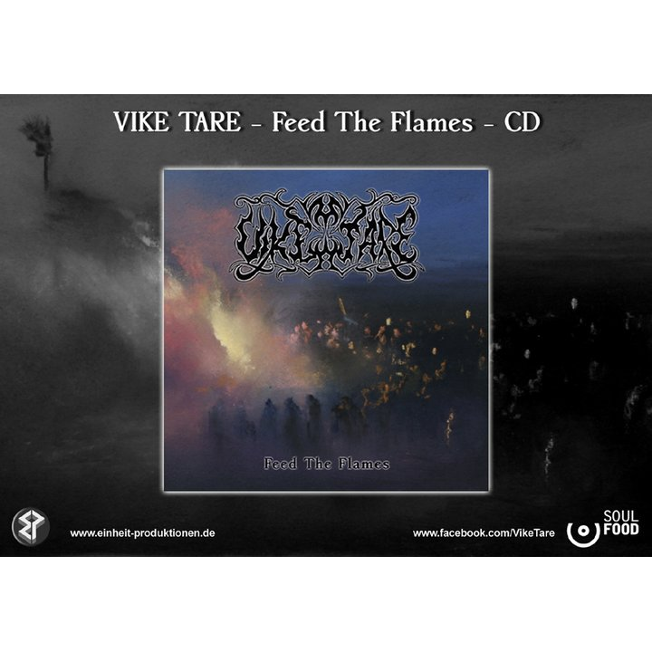 Vike Tare - Feed The Flames CD