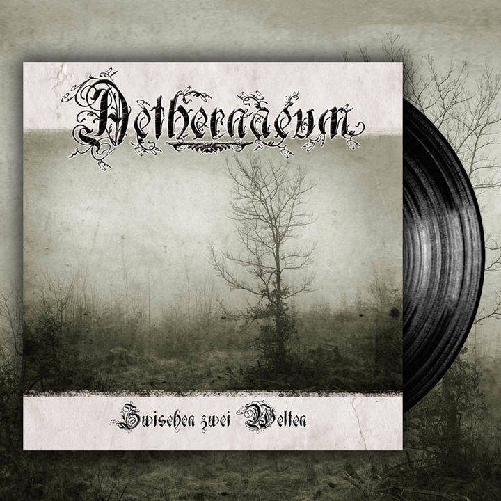 Aethernaeum - Zwischen zwei Welten Vinyl EP + MP3 Download Code