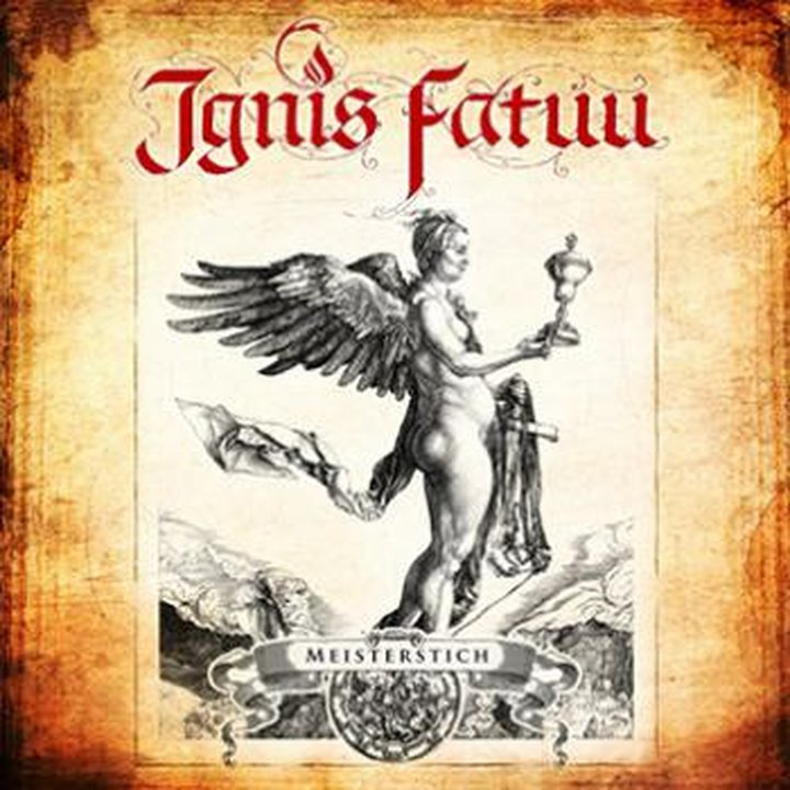 Ignis Fatuu - Meisterstich LTD Digibook CD