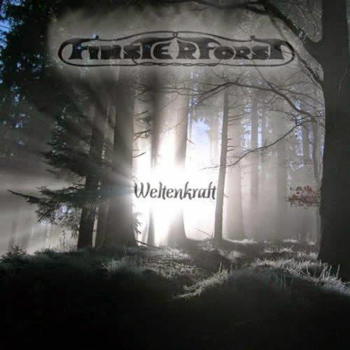 Finsterforst - Weltenkraft / Wiege der Finsterniss 2-CD