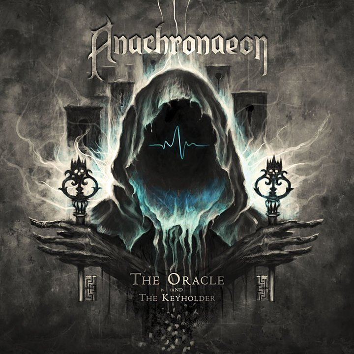 Anachronaeon - The Oracle And The Keyholder CD