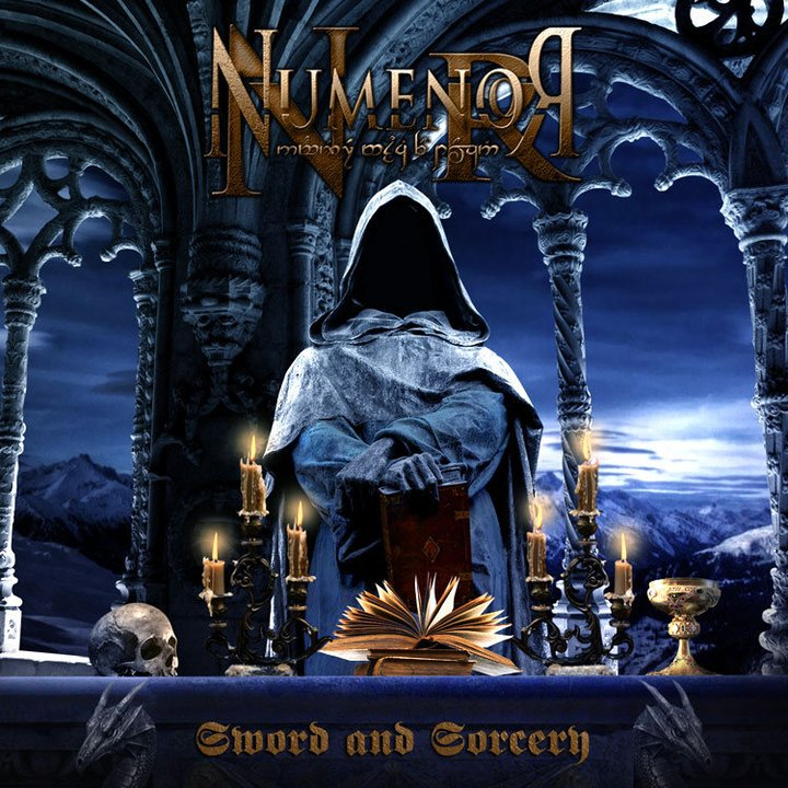 Numenor - Sword And Sorcery CD