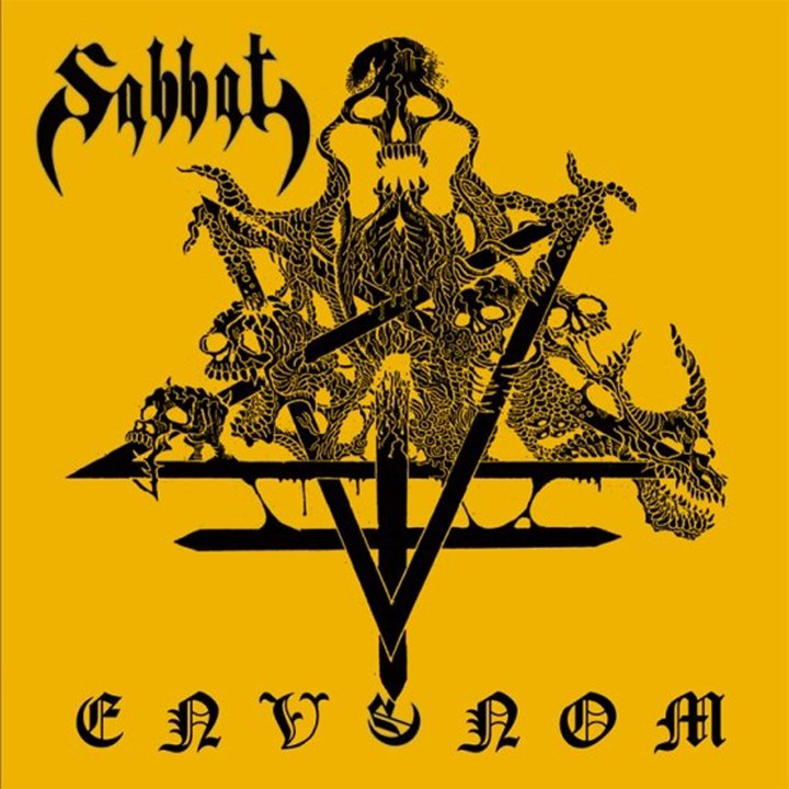 Sabbat (Japan) - Envenom CD