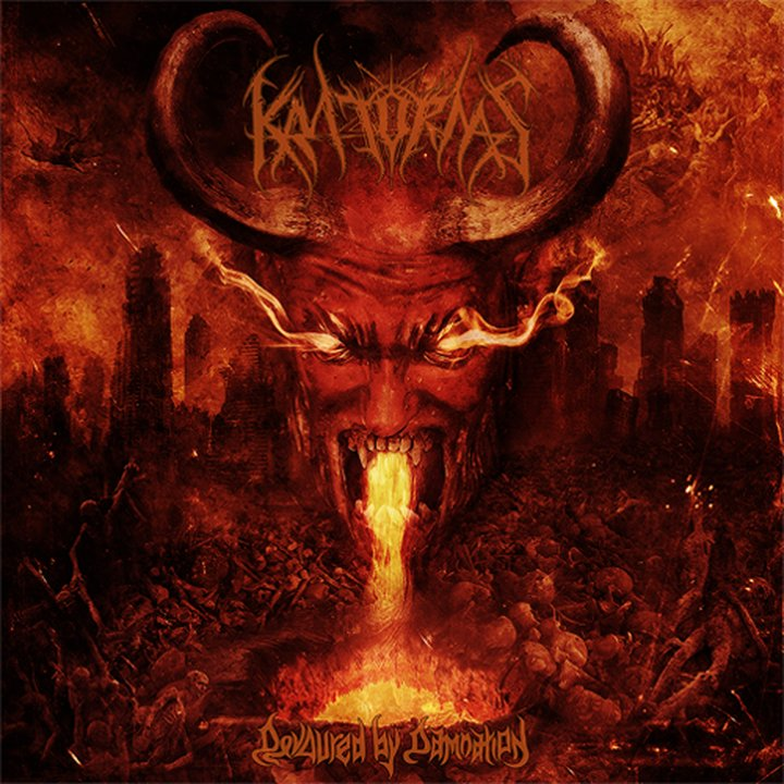 Kratornas - Devoured By Damnation CD